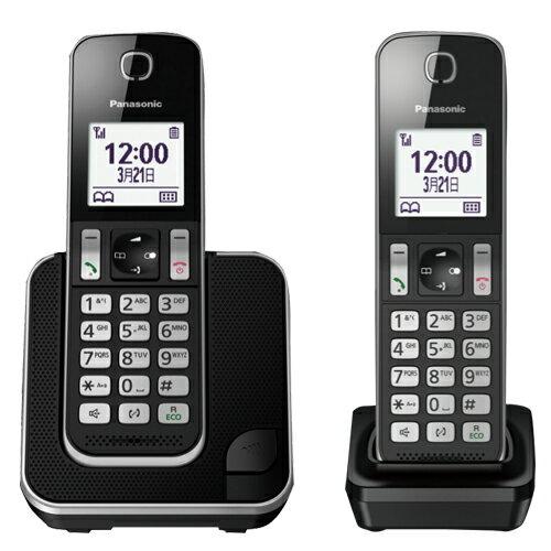 【福利品小刮傷】國際牌 Panasonic KX-TGD312(TGD312TW) 數位無線電話【中文功能顯示】公司貨