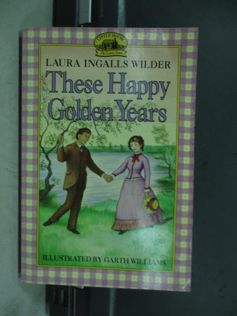 【書寶二手書T1/原文小說_MQD】These happy golden years_1981