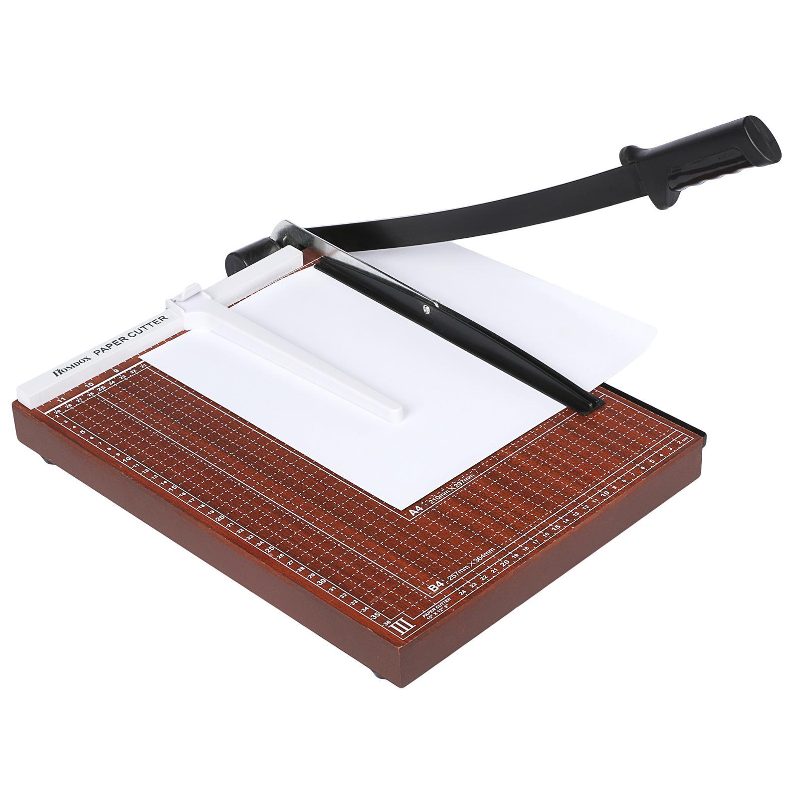 Wooden A3-B7 paper cutter 0