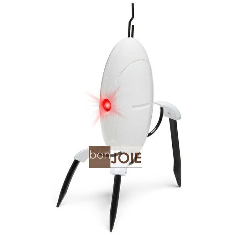 ::bonJOIE:: 美國進口 Portal Turret LED Flashlight with Sound 傳送門 警衛機槍塔 (全新盒裝) 鋰電池供電 電腦警衛 2