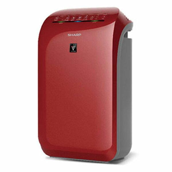 SHARP 夏寶 高濃度自動除菌離子空氣清淨機 FU-D50T (紅色-R) **免運費**