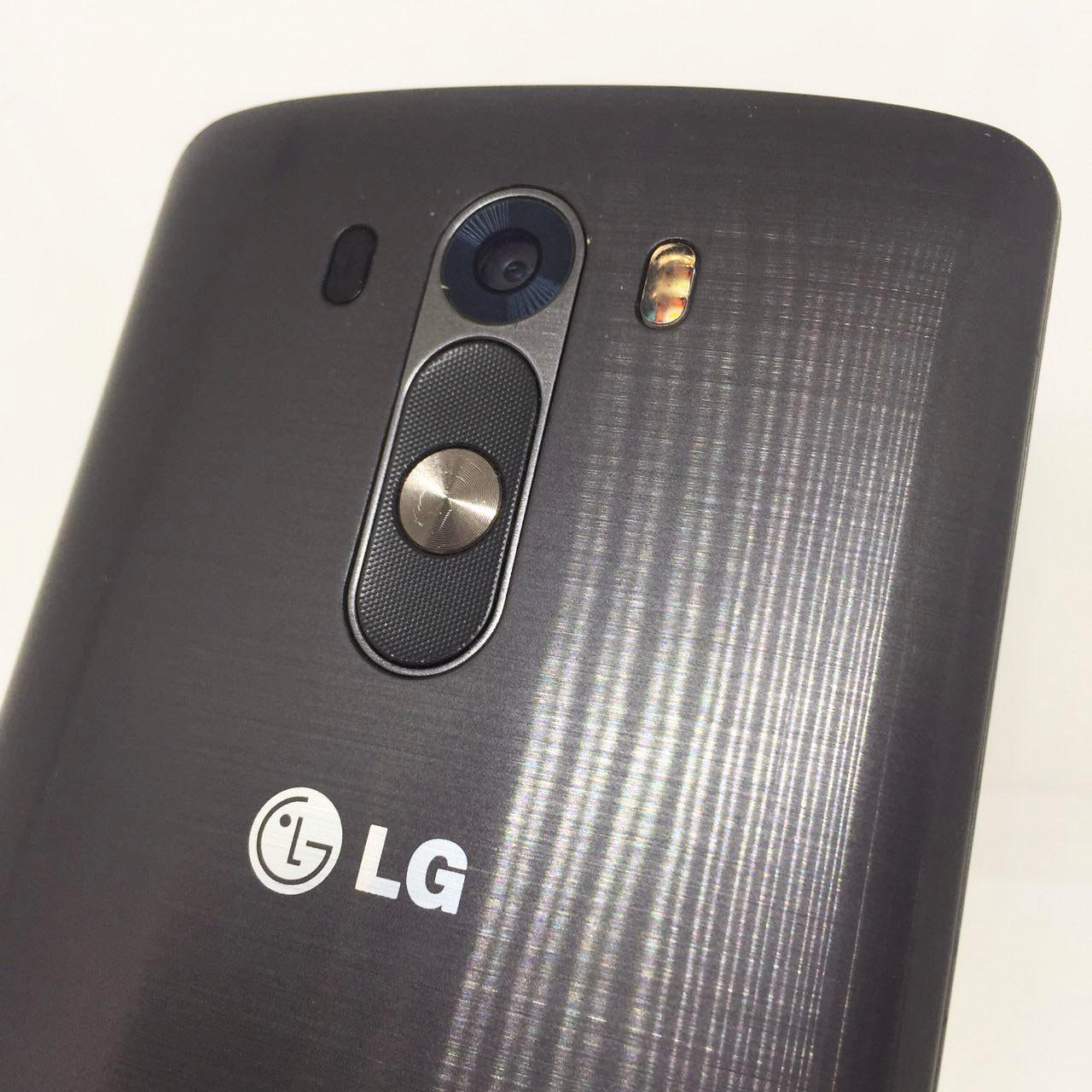 【創宇通訊】LG G3(D855) 16G 鐵灰 【中古機】