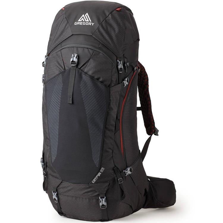 Gregory Katmai 65 男款登山背包 137238 0662 火山黑