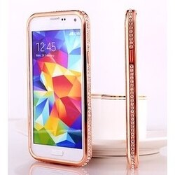 Samsung Galaxy S6 滿鑽手機保護邊框 鑲鑽外框 時尚亮眼 保護框