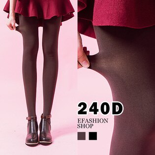 eFashion:褲襪-240D褲襪-eFashion預【J14201581】