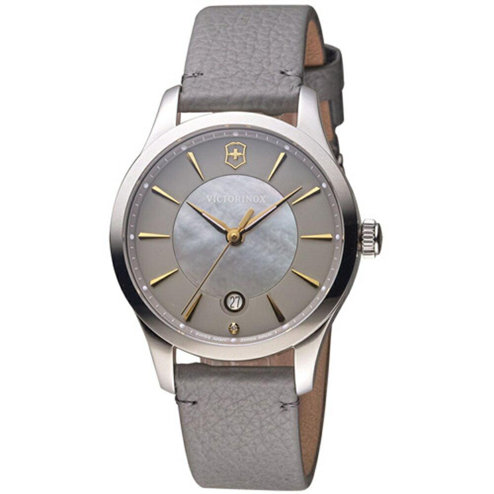 VICTORINOX 瑞士 維氏錶  ALLIANCE 腕錶系列 VISA-241756