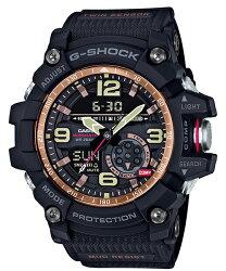 CASIO G-SHOCK GG-1000RG-1A防塵泥雙感應器強悍腕錶/黑色55.3mm