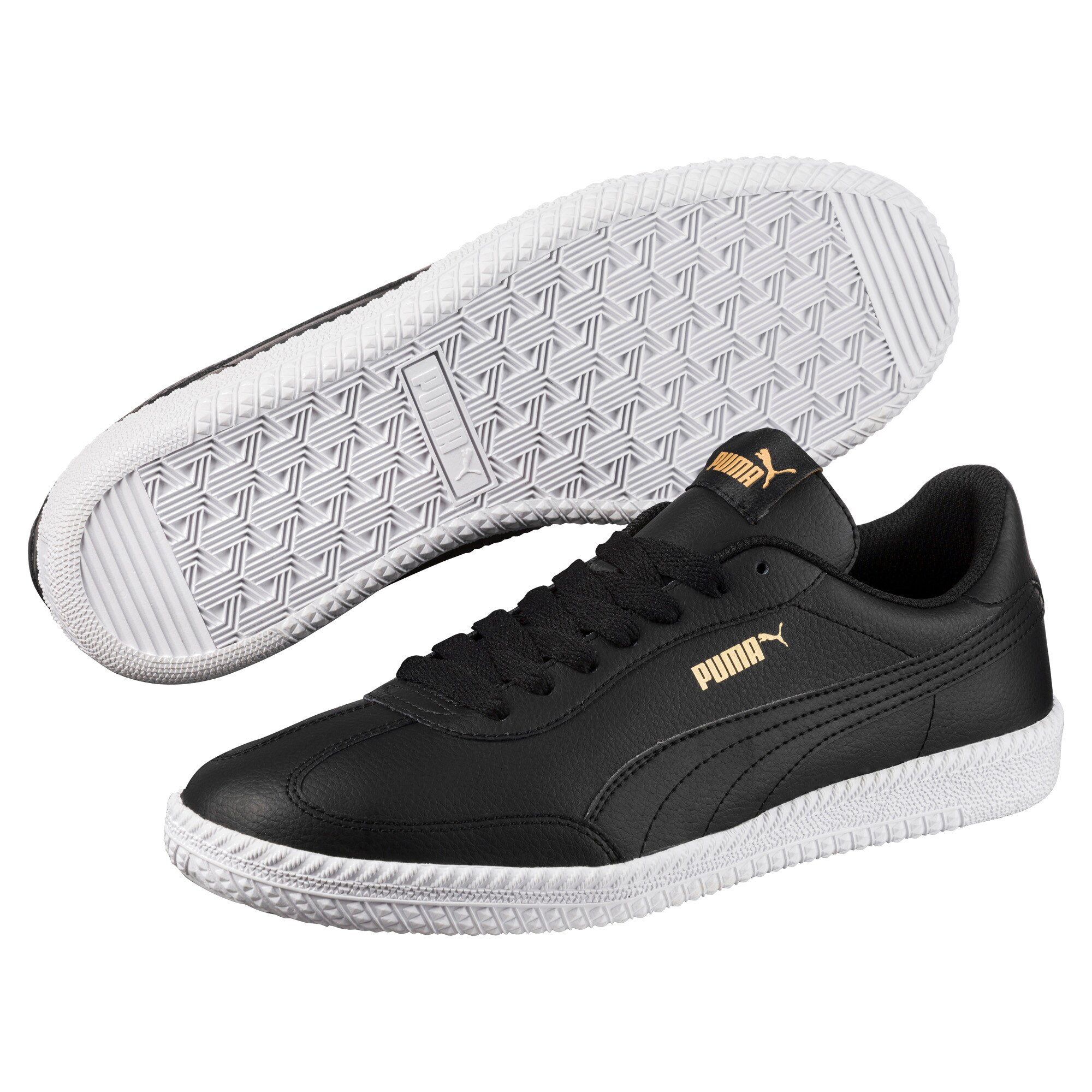 57e49a79236 Official Puma Store  PUMA Astro Cup Leather Trainers Men Shoe Basics ...