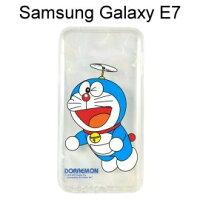 小叮噹週邊商品推薦哆啦A夢透明軟殼 [竹蜻蜓] Samsung E7000 Galaxy E7 小叮噹【正版授權】