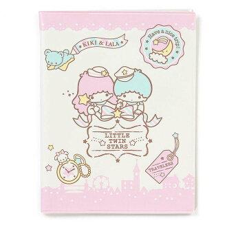 【真愛日本】16061500022多功能證件套-TS星星帽  三麗鷗家族 Kikilala 雙子星 卡片套 萬用套 正品