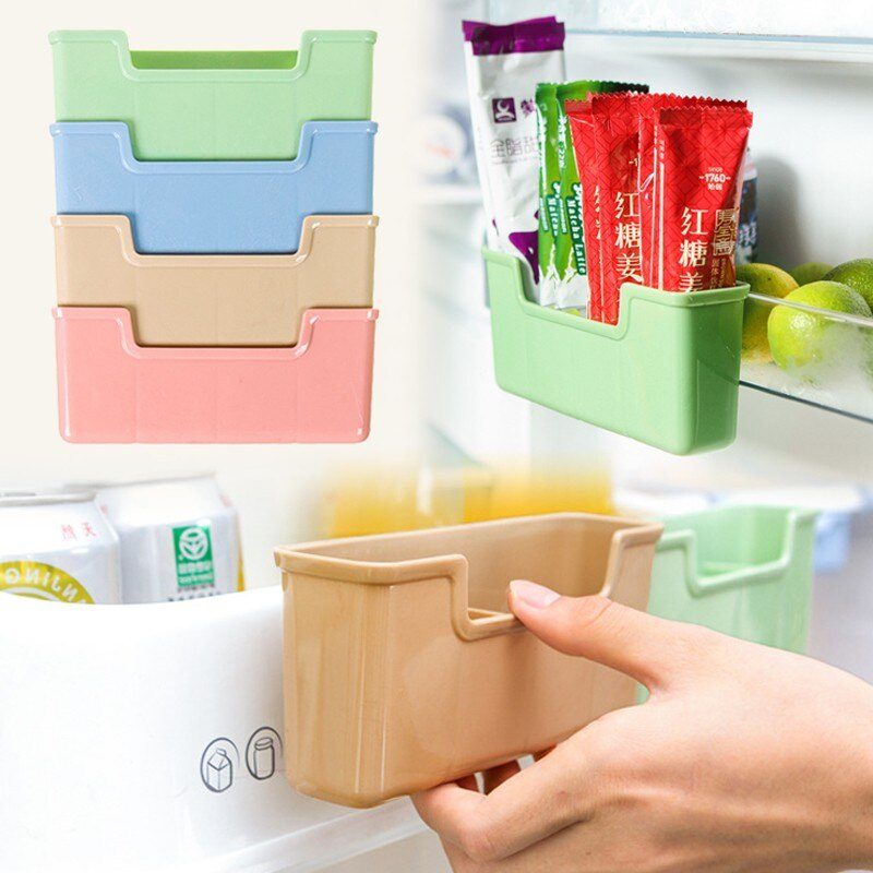 可掛式冰箱收納盒