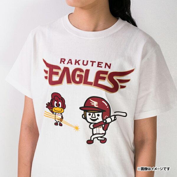 日本職棒 東北樂天金鷲隊  /  Laundry 聯名 T恤  /  白色  /  c0302887  /  日本必買 日本樂天直送  /  件件含運 2