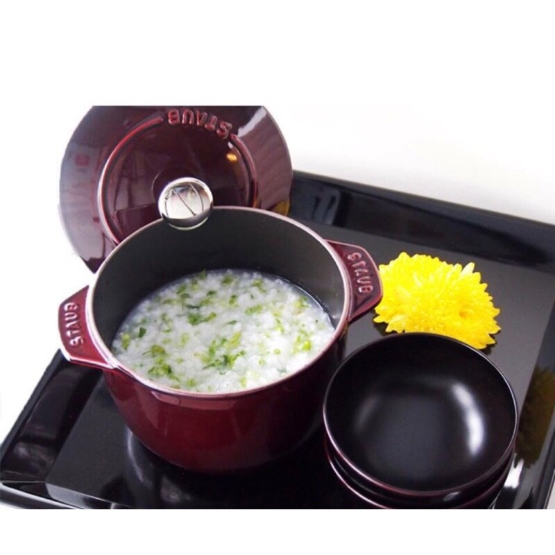 staub. 16cm 日式飯鍋