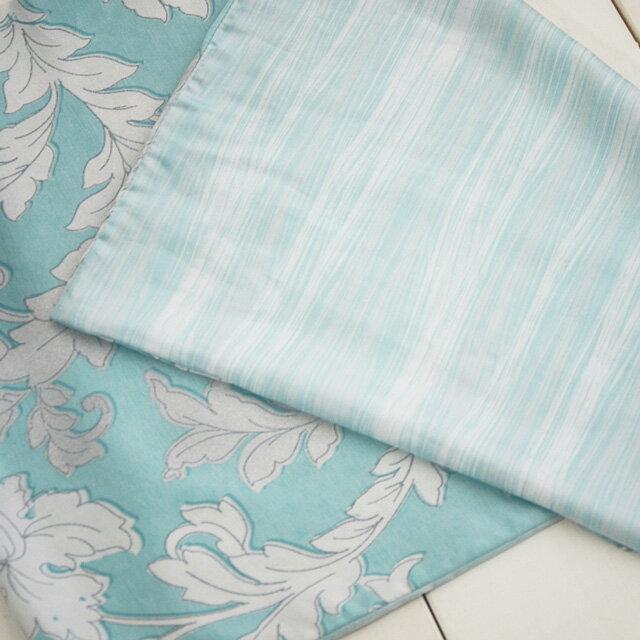 台灣製天絲60支紗【花草集】床包(兩用被套)四件組 / 雙人、加大尺寸   絲薇諾 4
