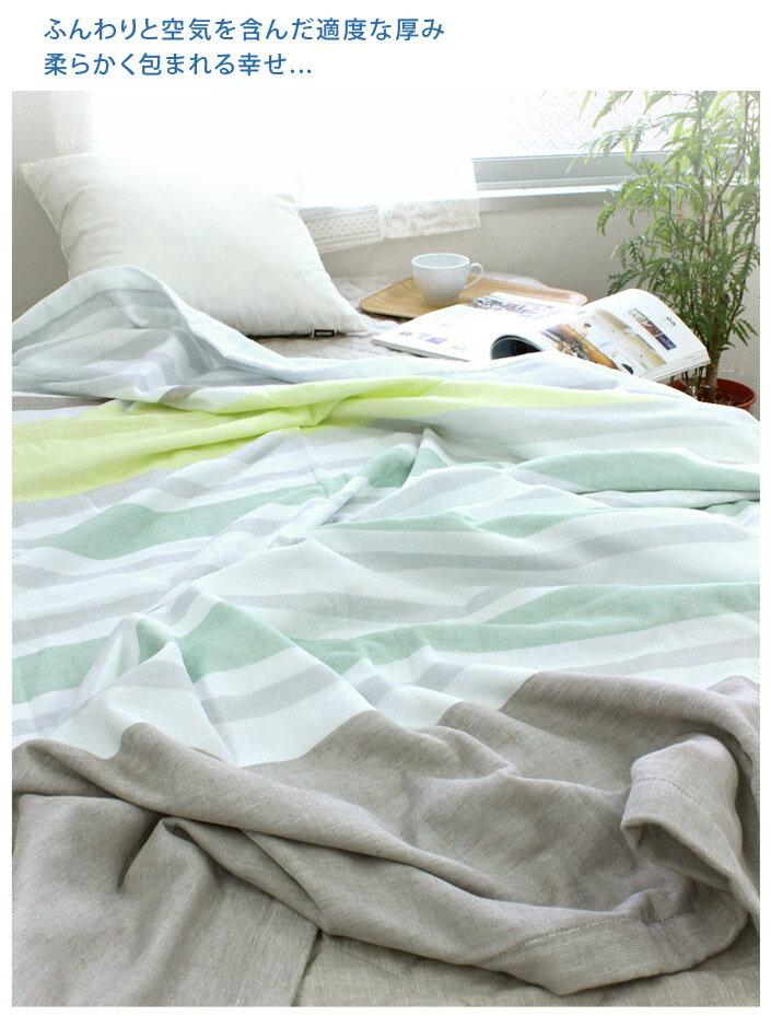 日本製 今治  多用途紗布被 毛巾被190×140cm  /  SIGtk  /  日本必買 日本樂天代購 / 件件含運 4