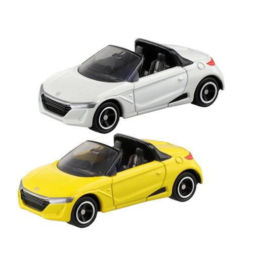 【奇買親子購物網】(98)【TOMICA多美小汽車】Honda S660 敞篷車(普通款/初回限定款)