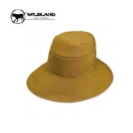 [ WILDLAND 荒野 ] 中性 時尚雙面遮陽帽 駱黃 / W1016-33
