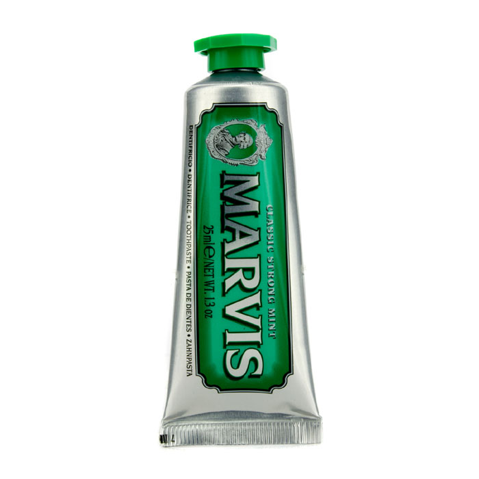Marvis - 經典薄荷牙膏(旅行裝)Classic Strong Mint Toothpaste