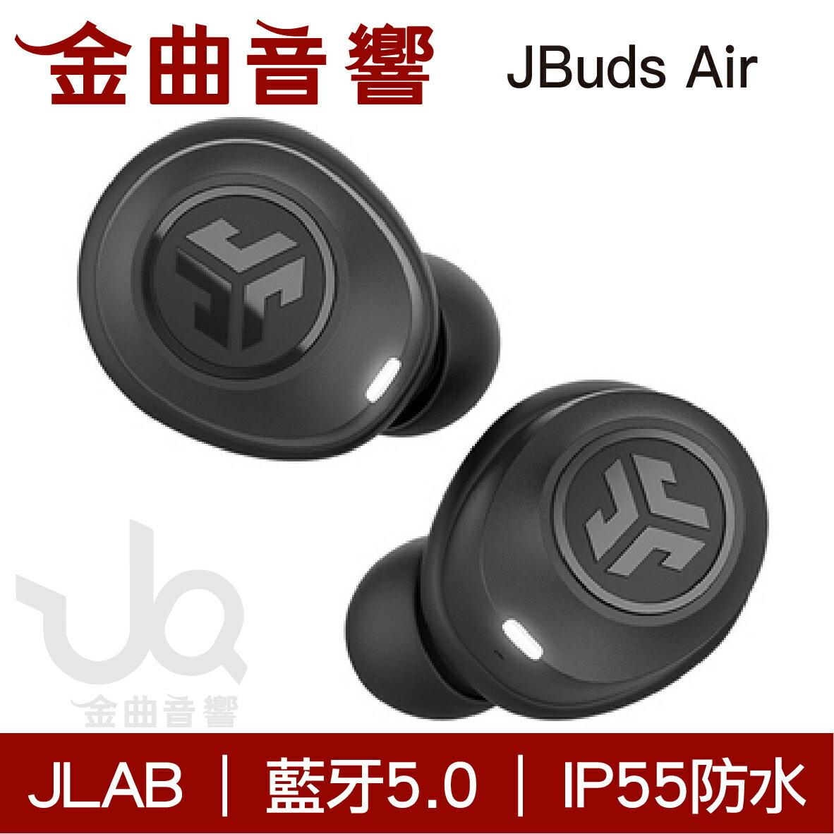 JLab JBuds Air 黑 真無線藍牙耳機 | 金曲音響