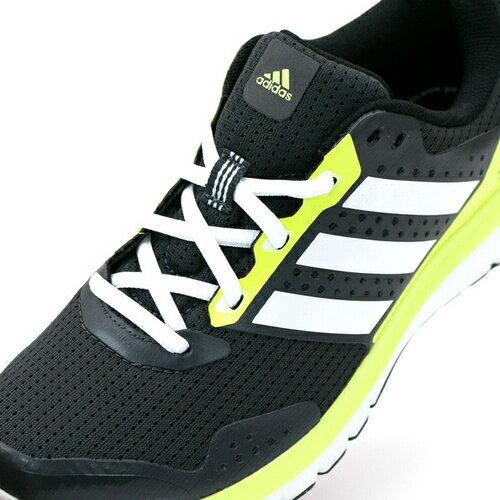 【adidas 】愛迪達 DURAMO\女慢跑鞋-S83237-黑 1