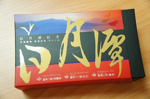 日月潭阿薩姆紅茶包20入(台茶8號),中興大學產銷履歷認證