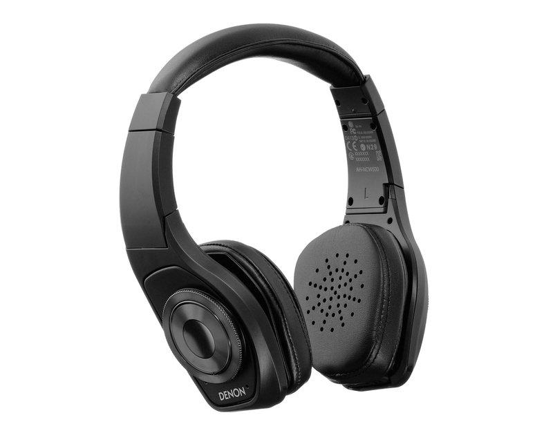 Denon GLOBE CRUISER  一年環球旅人 AH~NCW500 耳罩式耳機 攜