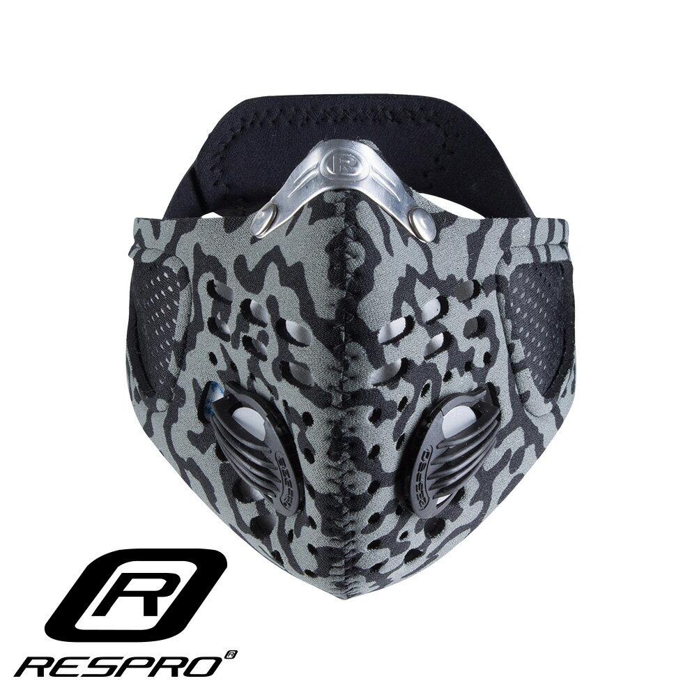 英國 RESPRO SPORTSTA 運動款高透氣防護口罩( 迷彩 )