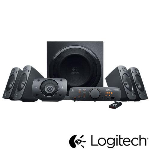 羅技 Logitech Z906 5.1聲道 環繞音響 / 喇叭