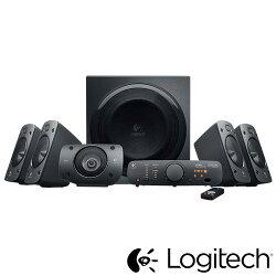 [富廉網] 羅技 Logitech Z906 5.1聲道 環繞音響 / 喇叭