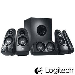 [富廉網] 羅技 Logitech Z506 75W 5.1聲道喇叭 3D立體環繞