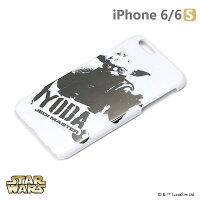 正版 Starwars iPhone 6/6s 星際大戰 金箔硬殼光明系列 - 尤達