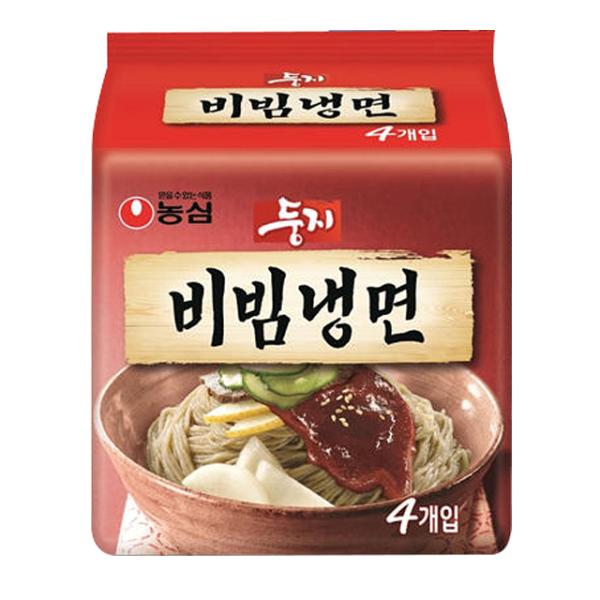 農心韓式傳統拌拌冷麵162公克