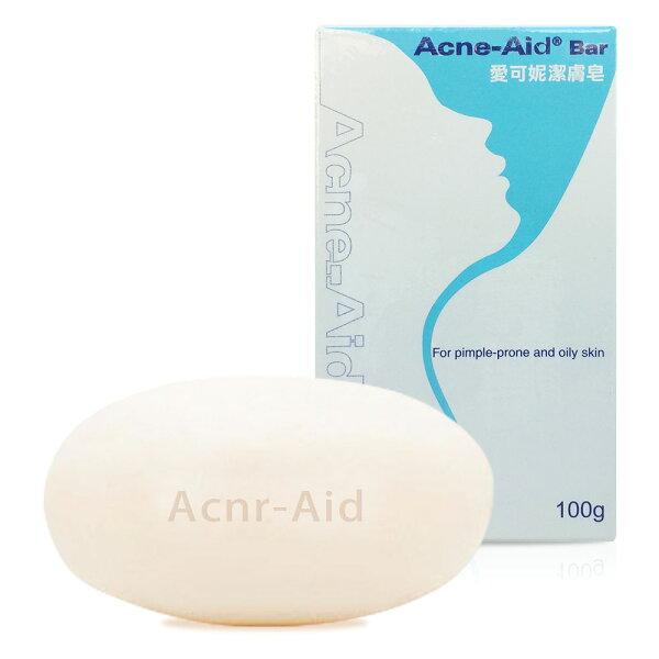 好好購:【Acne-Aid愛可妮】潔膚皂-藍包(100g)