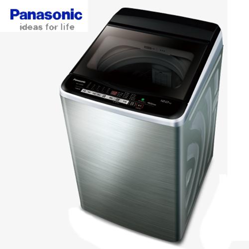 <br/><br/>  【感恩有禮賞】Panasonic 國際 NA-V168EBS-S  15KG 直立式變頻洗衣機( 不銹鋼) ECONAVI+nanoe? X 雙科技系列<br/><br/>