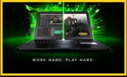 Razer 雷蛇 Blade BLADE PRO F2 RZ09-01663T53-R3T1 17.3吋觸控電競筆電  /i7-7820/32G/GTX 1080 8G/1TB SSD/Win10
