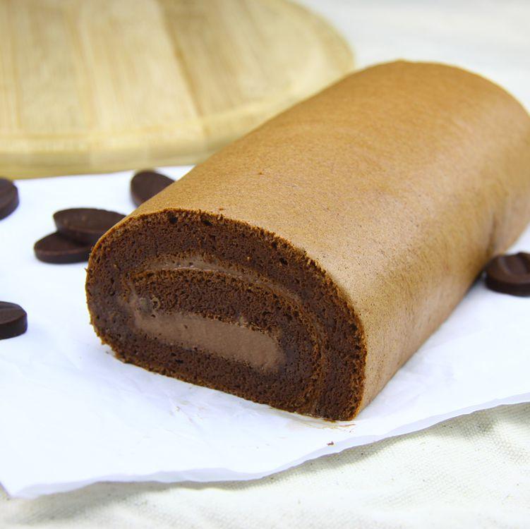 ~森之心 甜品坊~66^% 巧克力捲 ~  好康折扣