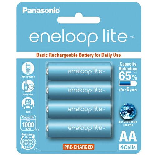 ENELOOP LITE 充電池-3號(4入)【愛買】