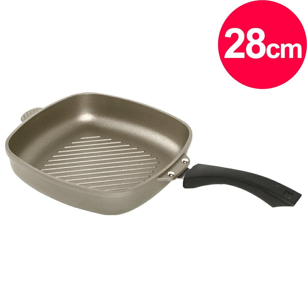 清水 奈米鈦陶瓷不沾牛排鍋 MF0379