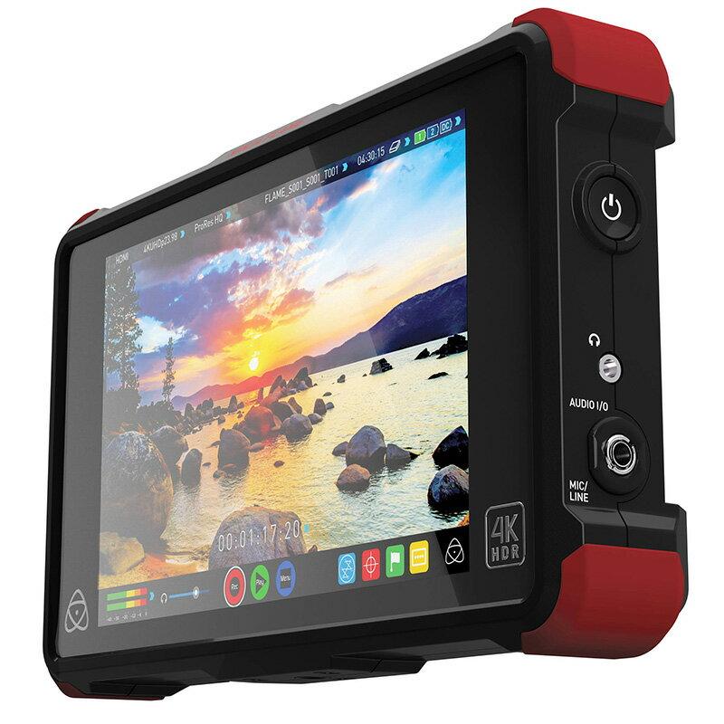 ~相機 ~ ATOMOS Ninja Flame 4K HDR 7吋 監視記錄器 正成 貨
