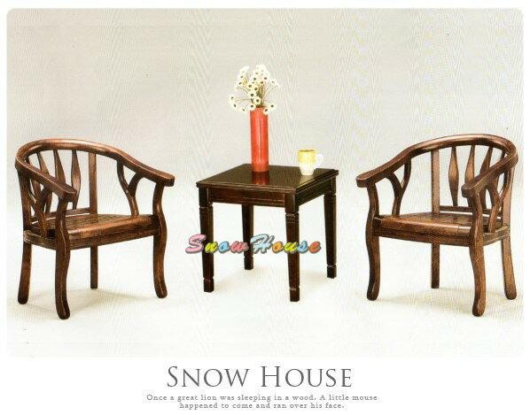 ╭~雪之屋居家 館~╯AA338~04 2008板面房間椅  洽談椅  休閒椅 不含桌子