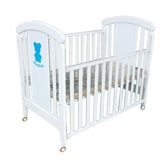Mam Bab夢貝比 - 親親熊嬰兒床 日規大床 4