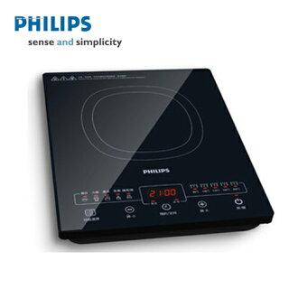 PHILIPS 飛利浦 HD4925 變頻電磁爐 (感應觸控式+頂級玻璃) 送雙層不銹鋼保溫飯盒