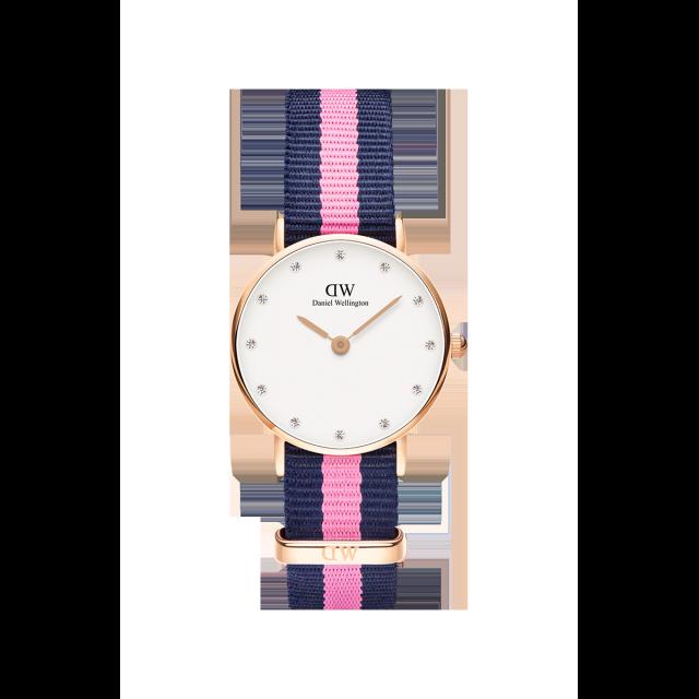 【Daniel Wellington】DW手錶CLASSY WINCHESTER 26MM(免費贈送另一組表帶) 0
