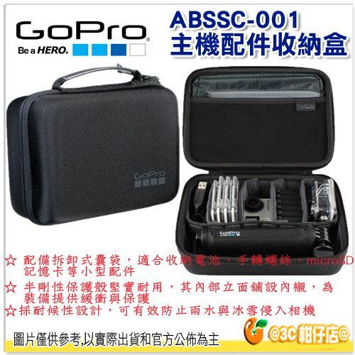 GoPro ABSSC-001 主機配件收納盒 公司貨 收納盒 配件收納盒 收納包 Casey Case for GoPro HERO Cameras