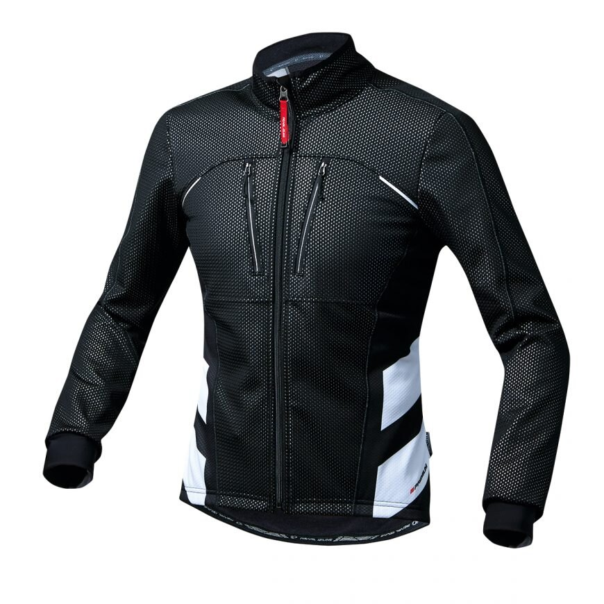 【7號公園自行車】PEARL IZUMI 1500-BL-1 旗艦款0度男性防風保暖車衣