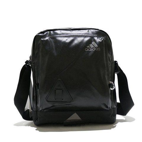 Adidas BTS BP5 單肩包 斜背 休閒 黑色【運動世界】 AZ8669