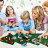 耶誕送禮⛄新款聖誕節 兒童手工益智DIY 立體手工 不織布 聖誕樹【H81134】 1
