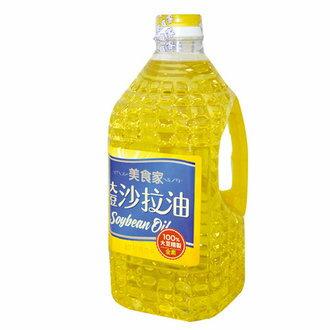 大統益 美食家 大豆沙拉油 2L