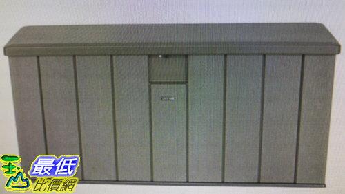 [COSCO代購]W1031663Lifetime150加侖儲藏箱