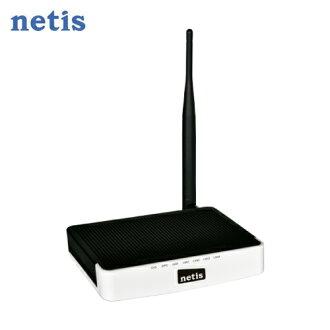 netis WF2411 曜極光無線寬頻分享器【三井3C】